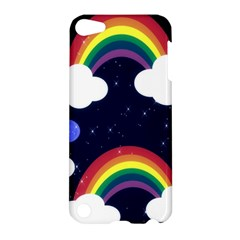 Rainbow Animation Apple iPod Touch 5 Hardshell Case