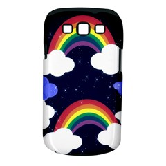 Rainbow Animation Samsung Galaxy S Iii Classic Hardshell Case (pc+silicone)