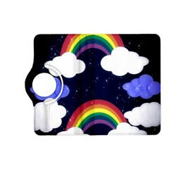 Rainbow Animation Kindle Fire HD (2013) Flip 360 Case