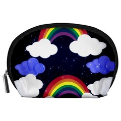 Rainbow Animation Accessory Pouches (large)