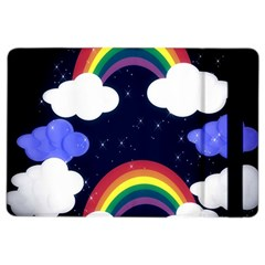 Rainbow Animation iPad Air 2 Flip