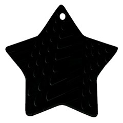Abstract Clutter Ornament (star)