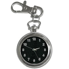 Abstract Clutter Key Chain Watches