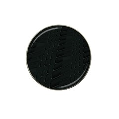 Abstract Clutter Hat Clip Ball Marker (10 pack)