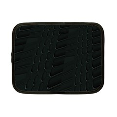 Abstract Clutter Netbook Case (Small)