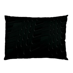 Abstract Clutter Pillow Case (Two Sides)