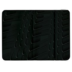 Abstract Clutter Samsung Galaxy Tab 7  P1000 Flip Case