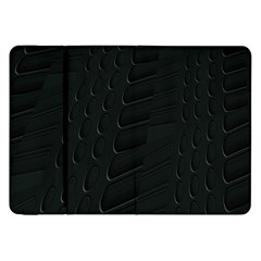 Abstract Clutter Samsung Galaxy Tab 8 9  P7300 Flip Case