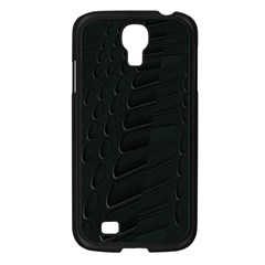 Abstract Clutter Samsung Galaxy S4 I9500/ I9505 Case (Black)