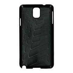 Abstract Clutter Samsung Galaxy Note 3 Neo Hardshell Case (black)