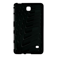 Abstract Clutter Samsung Galaxy Tab 4 (8 ) Hardshell Case