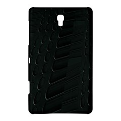 Abstract Clutter Samsung Galaxy Tab S (8.4 ) Hardshell Case