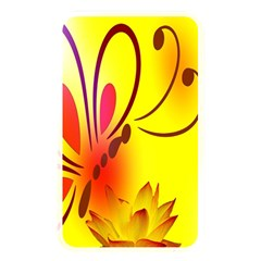 Butterfly Background Wallpaper Texture Memory Card Reader