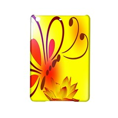 Butterfly Background Wallpaper Texture iPad Mini 2 Hardshell Cases