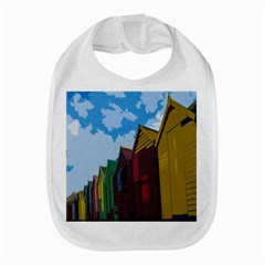 Brightly Colored Dressing Huts Amazon Fire Phone