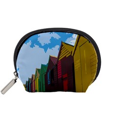 Brightly Colored Dressing Huts Accessory Pouches (small)