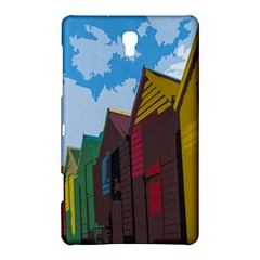Brightly Colored Dressing Huts Samsung Galaxy Tab S (8 4 ) Hardshell Case