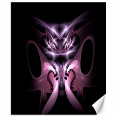 Angry Mantis Fractal In Shades Of Purple Canvas 8  X 10