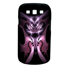 Angry Mantis Fractal In Shades Of Purple Samsung Galaxy S III Classic Hardshell Case (PC+Silicone)