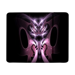 Angry Mantis Fractal In Shades Of Purple Samsung Galaxy Tab Pro 8 4  Flip Case