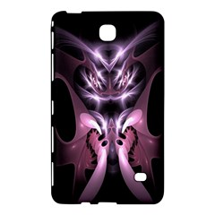 Angry Mantis Fractal In Shades Of Purple Samsung Galaxy Tab 4 (7 ) Hardshell Case
