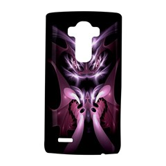 Angry Mantis Fractal In Shades Of Purple LG G4 Hardshell Case