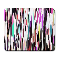 Randomized Colors Background Wallpaper Large Mousepads