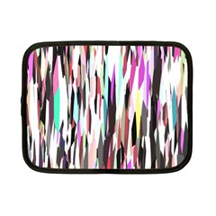 Randomized Colors Background Wallpaper Netbook Case (small)
