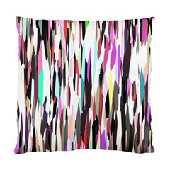 Randomized Colors Background Wallpaper Standard Cushion Case (one Side)