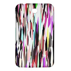 Randomized Colors Background Wallpaper Samsung Galaxy Tab 3 (7 ) P3200 Hardshell Case