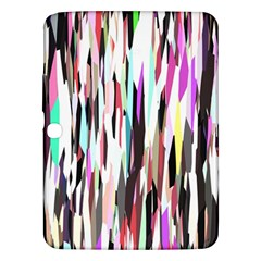 Randomized Colors Background Wallpaper Samsung Galaxy Tab 3 (10 1 ) P5200 Hardshell Case