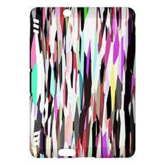 Randomized Colors Background Wallpaper Kindle Fire Hdx Hardshell Case