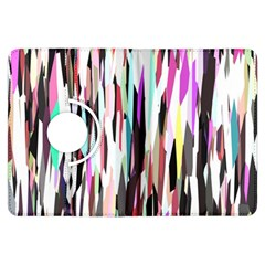 Randomized Colors Background Wallpaper Kindle Fire HDX Flip 360 Case