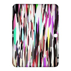 Randomized Colors Background Wallpaper Samsung Galaxy Tab 4 (10.1 ) Hardshell Case