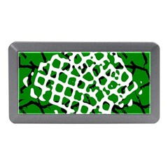Abstract Clutter Memory Card Reader (Mini)