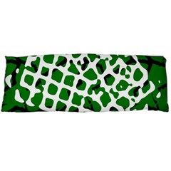 Abstract Clutter Body Pillow Case (Dakimakura)