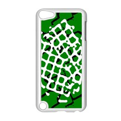 Abstract Clutter Apple Ipod Touch 5 Case (white)