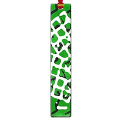 Abstract Clutter Large Book Marks