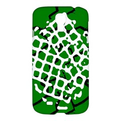 Abstract Clutter Samsung Galaxy S4 I9500/I9505 Hardshell Case
