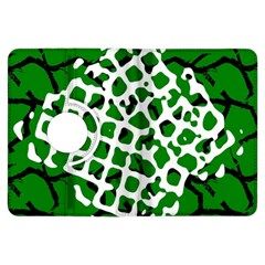 Abstract Clutter Kindle Fire Hdx Flip 360 Case