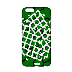 Abstract Clutter Apple Iphone 6/6s Hardshell Case