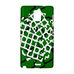 Abstract Clutter Samsung Galaxy Note 4 Hardshell Case