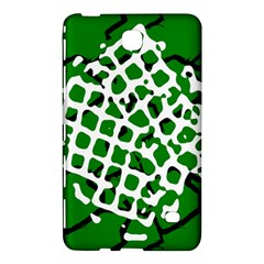 Abstract Clutter Samsung Galaxy Tab 4 (7 ) Hardshell Case