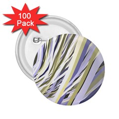 Wavy Ribbons Background Wallpaper 2.25  Buttons (100 pack)