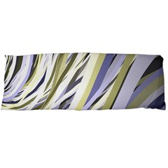 Wavy Ribbons Background Wallpaper Body Pillow Case Dakimakura (Two Sides)