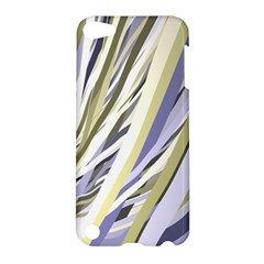 Wavy Ribbons Background Wallpaper Apple Ipod Touch 5 Hardshell Case