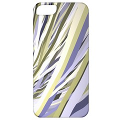 Wavy Ribbons Background Wallpaper Apple Iphone 5 Classic Hardshell Case
