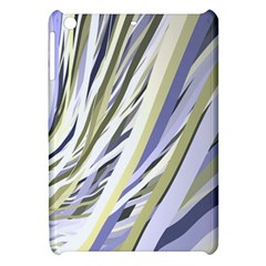 Wavy Ribbons Background Wallpaper Apple Ipad Mini Hardshell Case