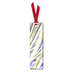 Wavy Ribbons Background Wallpaper Small Book Marks