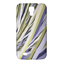 Wavy Ribbons Background Wallpaper Samsung Galaxy Mega 6.3  I9200 Hardshell Case
